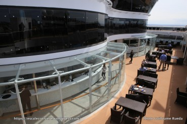 MSC Meraviglia - Atmosphere bar South