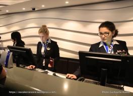 MSC Meraviglia - Bureau information