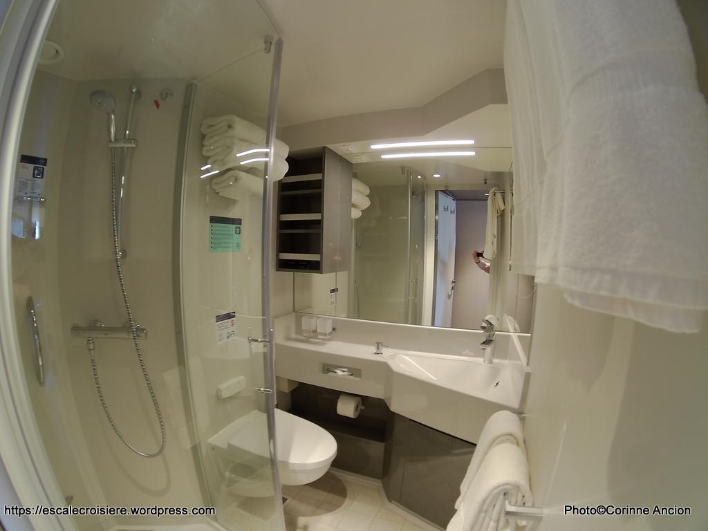 MSC Meraviglia - Cabine avec balcon 11 226