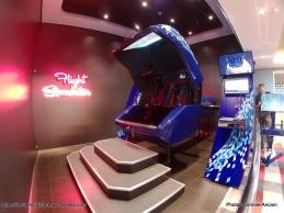 MSC Meraviglia - Simulateur de vol