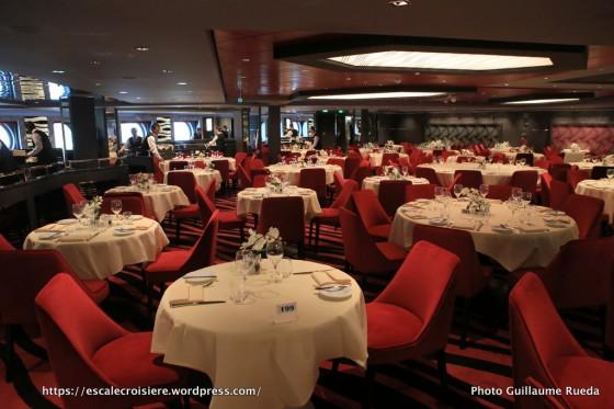 MSC Meraviglia - Waves Restaurant