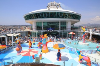 Independence of the Seas - Aquapark H2O Zone