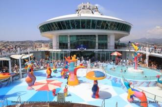 Independence of the Seas - Aquapark H2O Zone