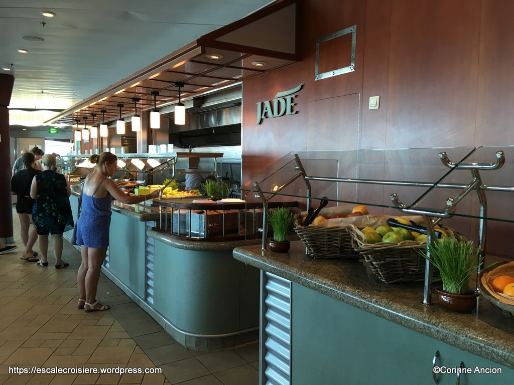 Independence of the Seas - Buffet Windjammer - Jade