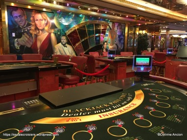 Independence of the Seas - Casino Royale