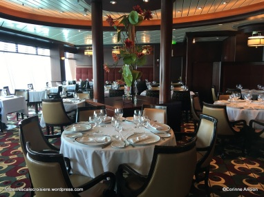 Independence of the Seas - Chops Grille Restaurant