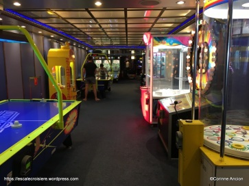 Independence of the Seas - Jeux d'arcadesIndependence of the Seas - Jeux d'arcades