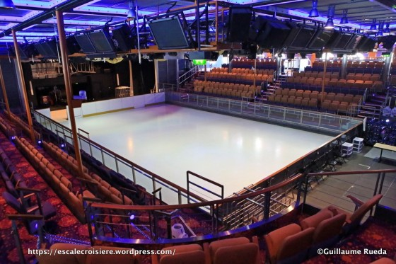 Independence of the Seas - Patinoire