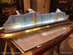 Plan du navire