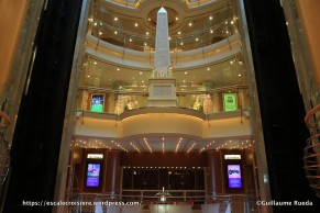 Independence of the Seas - Pyramid Lounge