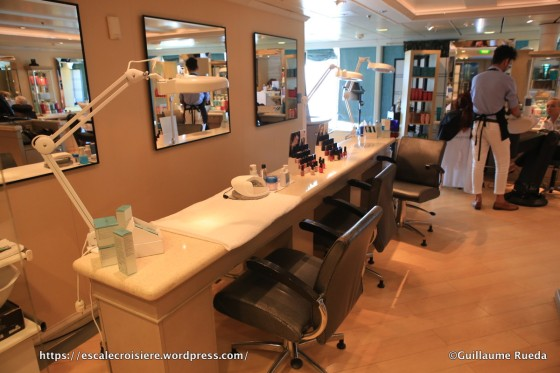 Independence of the Seas - Salon de coiffure