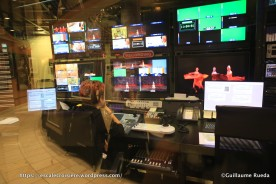 Independence of the Seas - Studio TV
