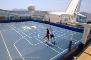 Independence of the Seas - Terrain multisport