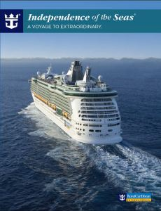 Plan des ponts Independence of the Seas