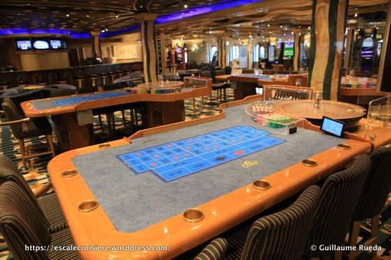 Costa Mediterranea - Casino Canal Grande
