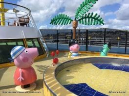 Costa Mediterranea - Espace enfants Peppa Pig