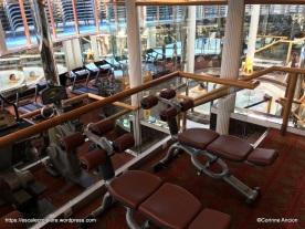Costa Mediterranea - Salle de sport