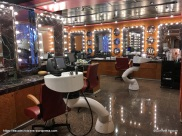 Costa Mediterranea - Salon de coiffure