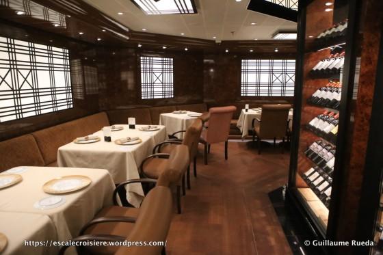 Silver Muse - Restaurant La Dame by Relais et Chateaux