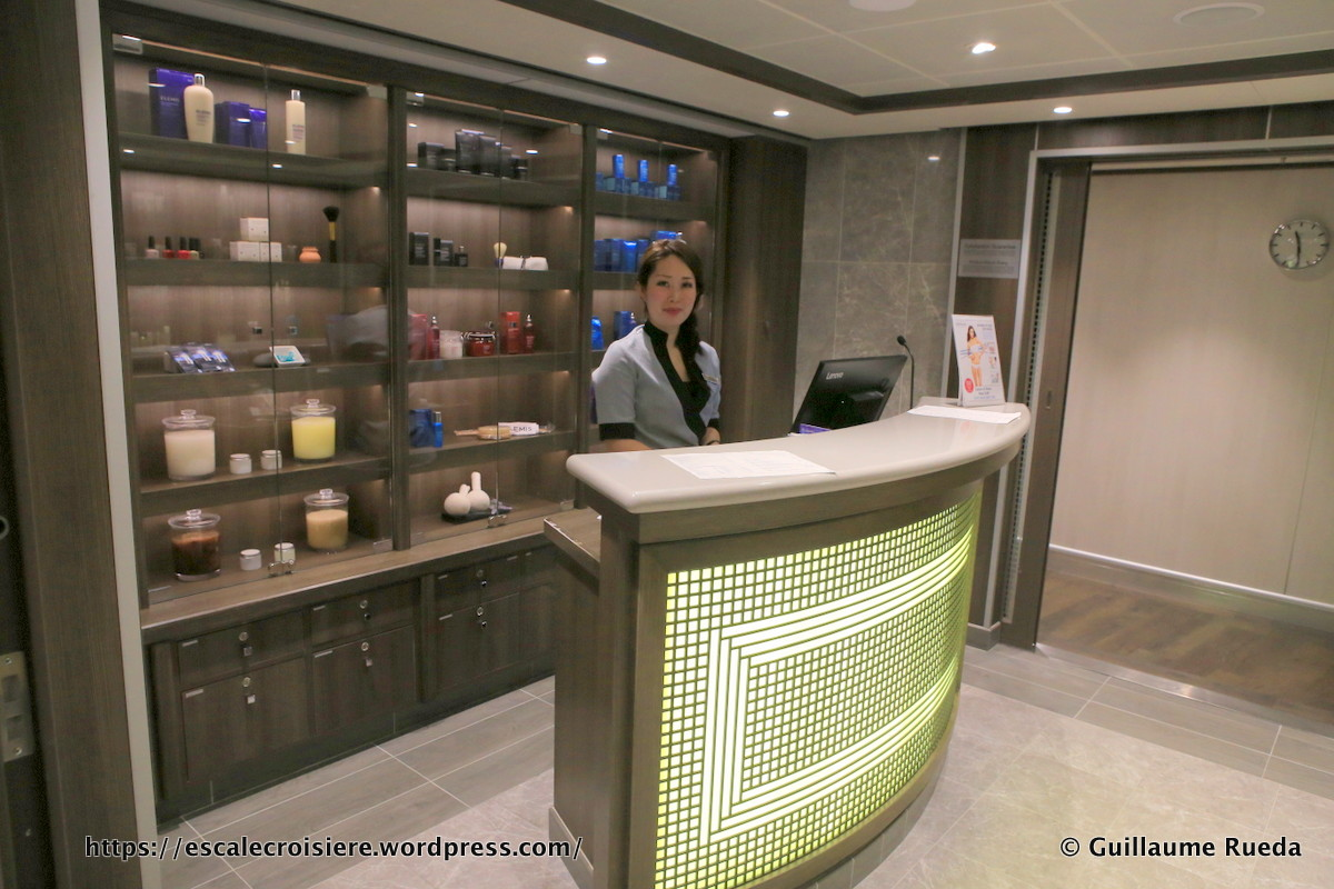 Silver Muse - The Spa at Silversea