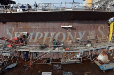 Symphony of the Seas - B34 -24-03-2017
