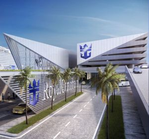 Terminal Croisière Royal Caribbean de Miami 2018