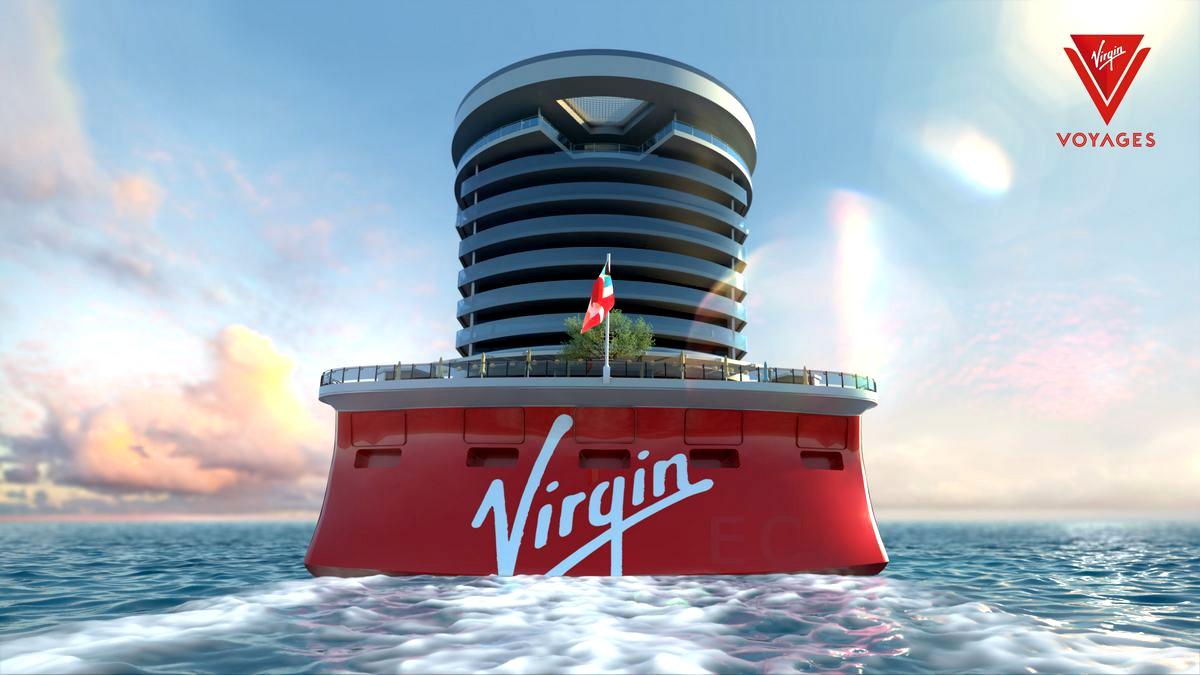 Virgin Voyage - Lady Ship