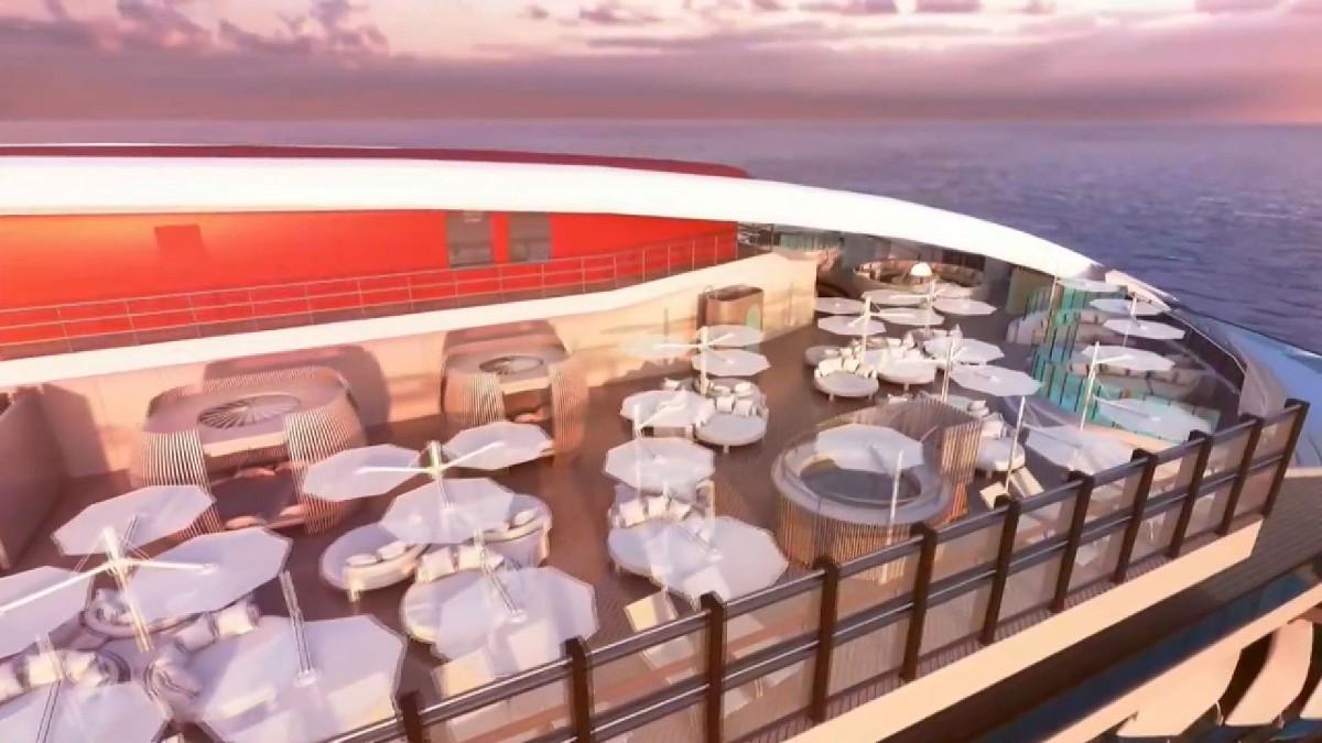 Virgin Voyages - Lady Ship - VIP Deck