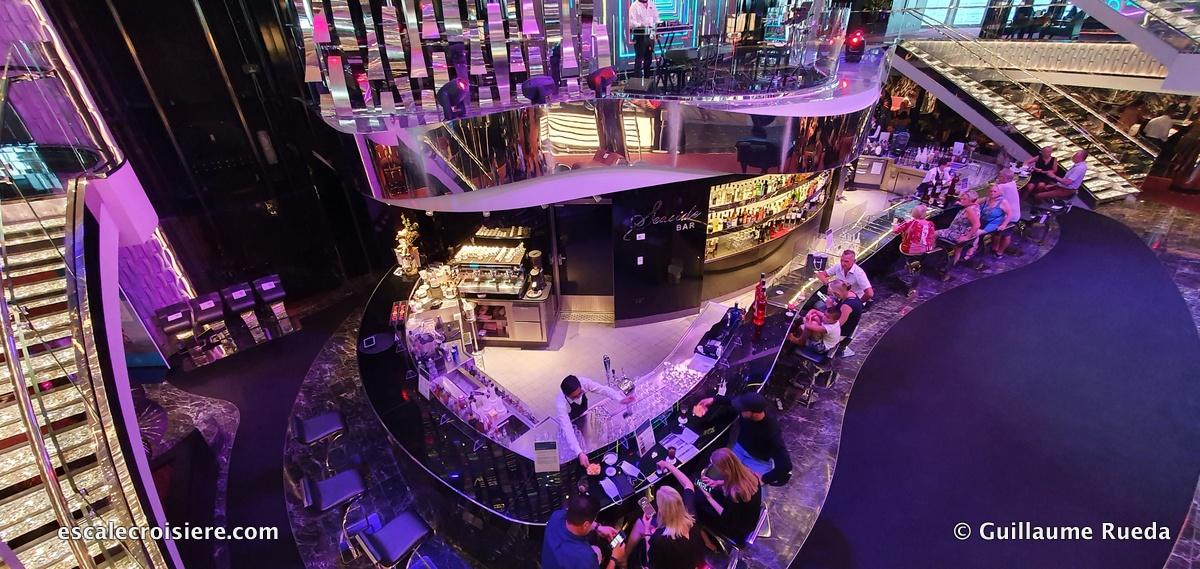 MSC Seaside - Bar Atrium