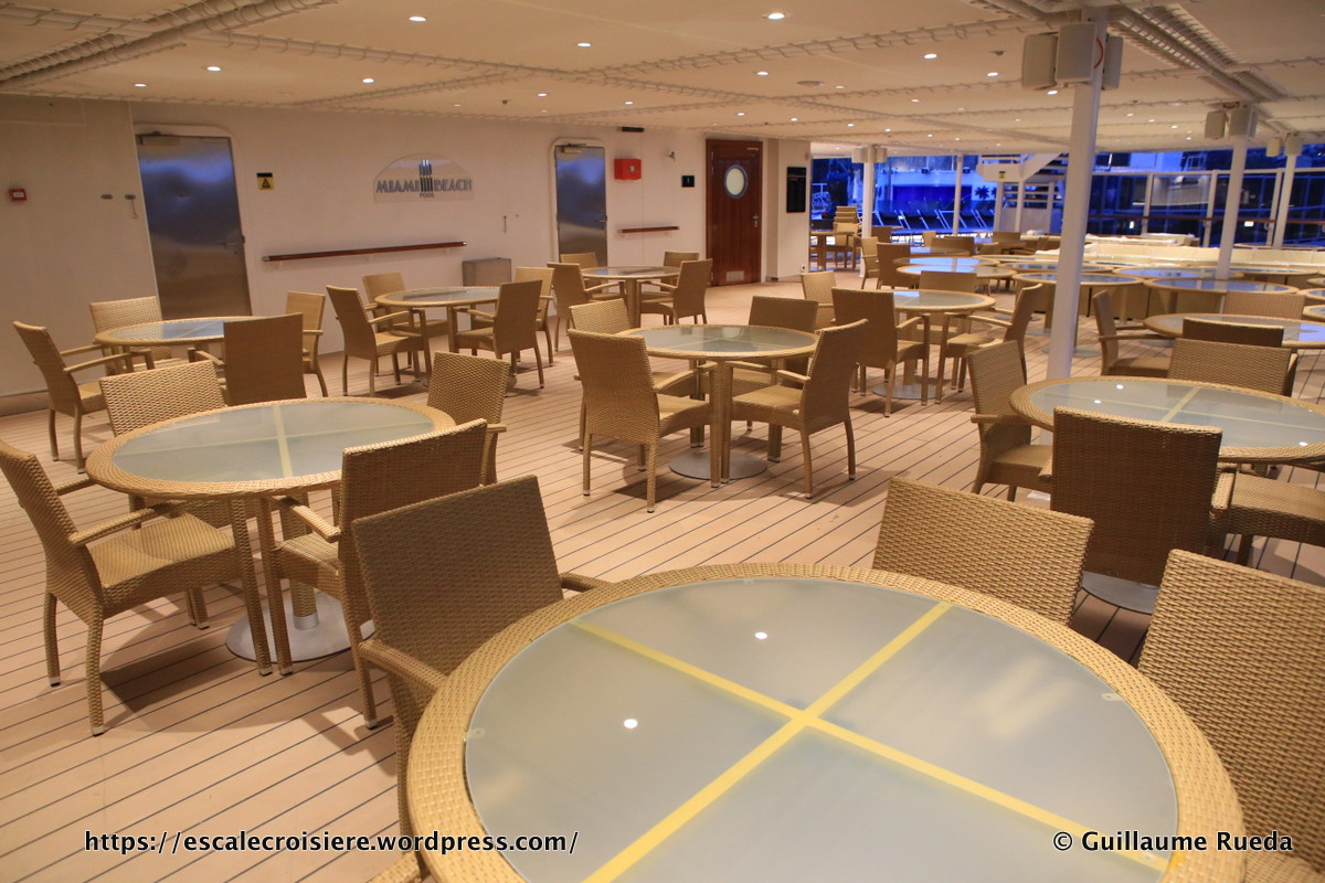 MSC Seaside - Biscayne Bay Buffet