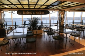 MSC Seaside - Bistrot La Bohème
