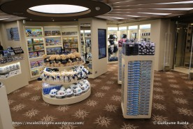 MSC Seaside - Boutique MSC Shop