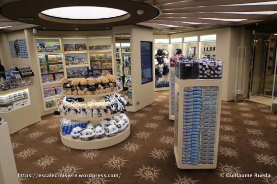 MSC Seaside - Boutique MSC Shop
