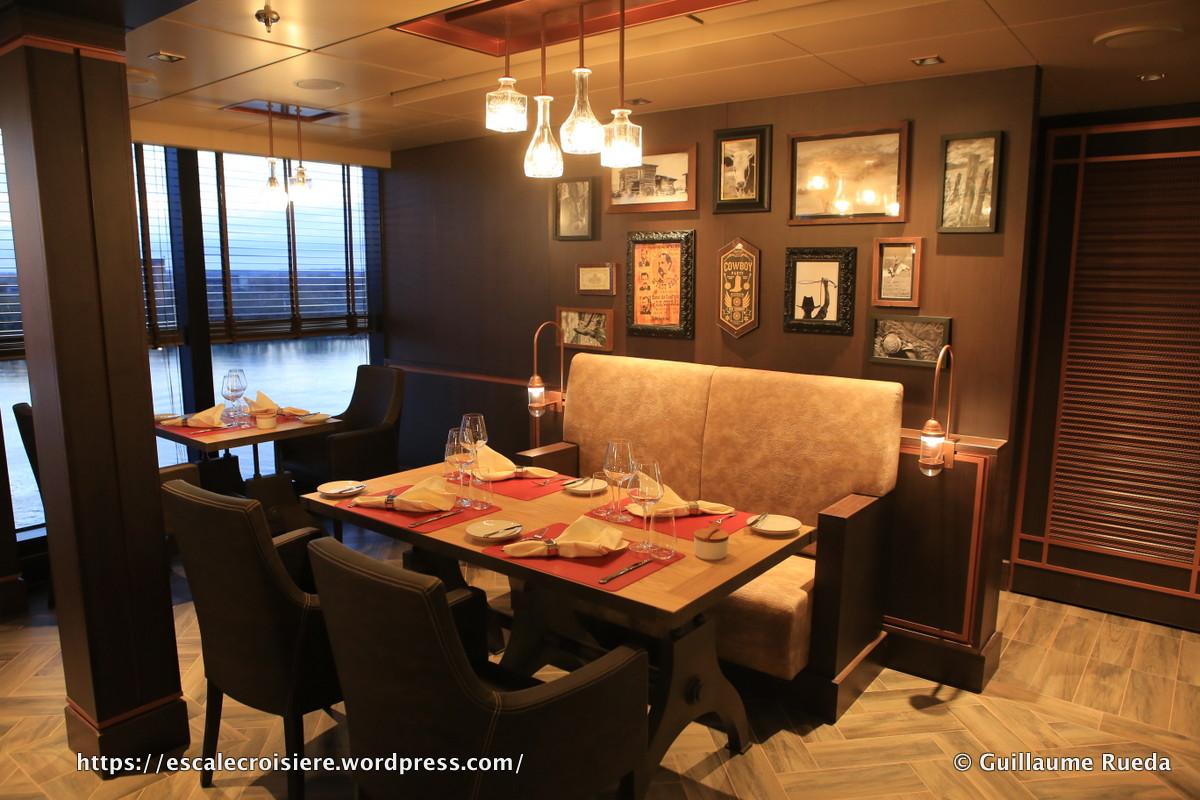 MSC Seaside - Butcher's Cut Steakhouse