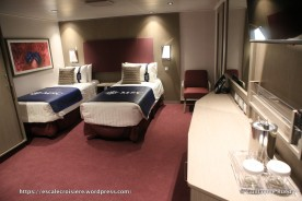 MSC Seaside - Cabine 1539 - PMR - Handicapés