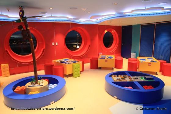 MSC Seaside - Clubs enfants