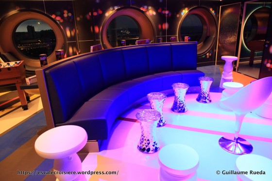 MSC Seaside - Club ados