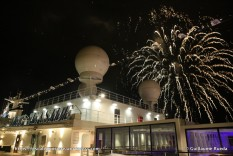 MSC Seaside - Feu d'artifice