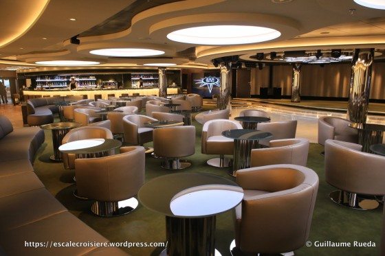 MSC Seaside - Haven Lounge