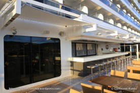 MSC Seaside - Marketplace bar