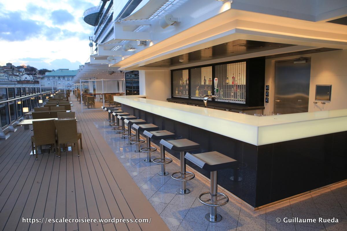 MSC Seaside - Marketplace bar