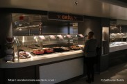 MSC Seaside - Marketplace buffet