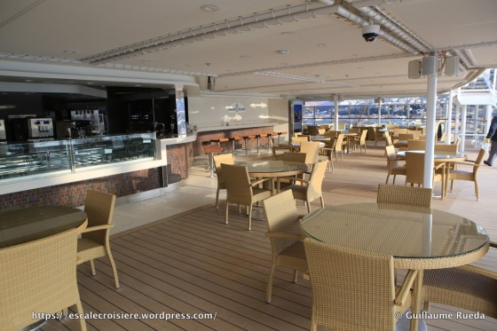 MSC Seaside - Miami Beach Bar