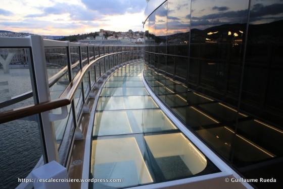 MSC Seaside - Infitiy Bridge - Passerelle Pont 8