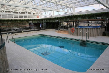 MSC Seaside - Piscine Jungle Pool Lounge