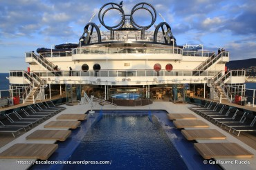 MSC Seaside - Piscine Miami Beach Pool