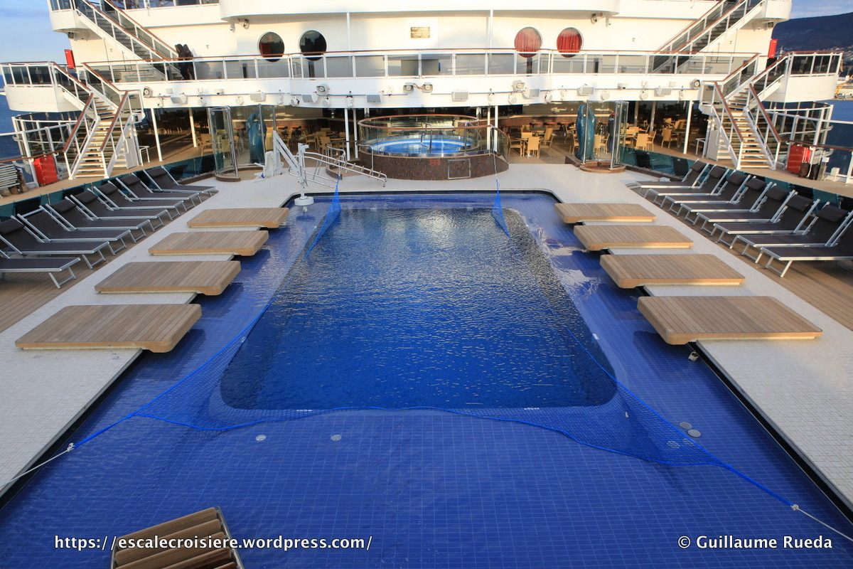 MSC Seaside - Piscine Miami Beach Pool