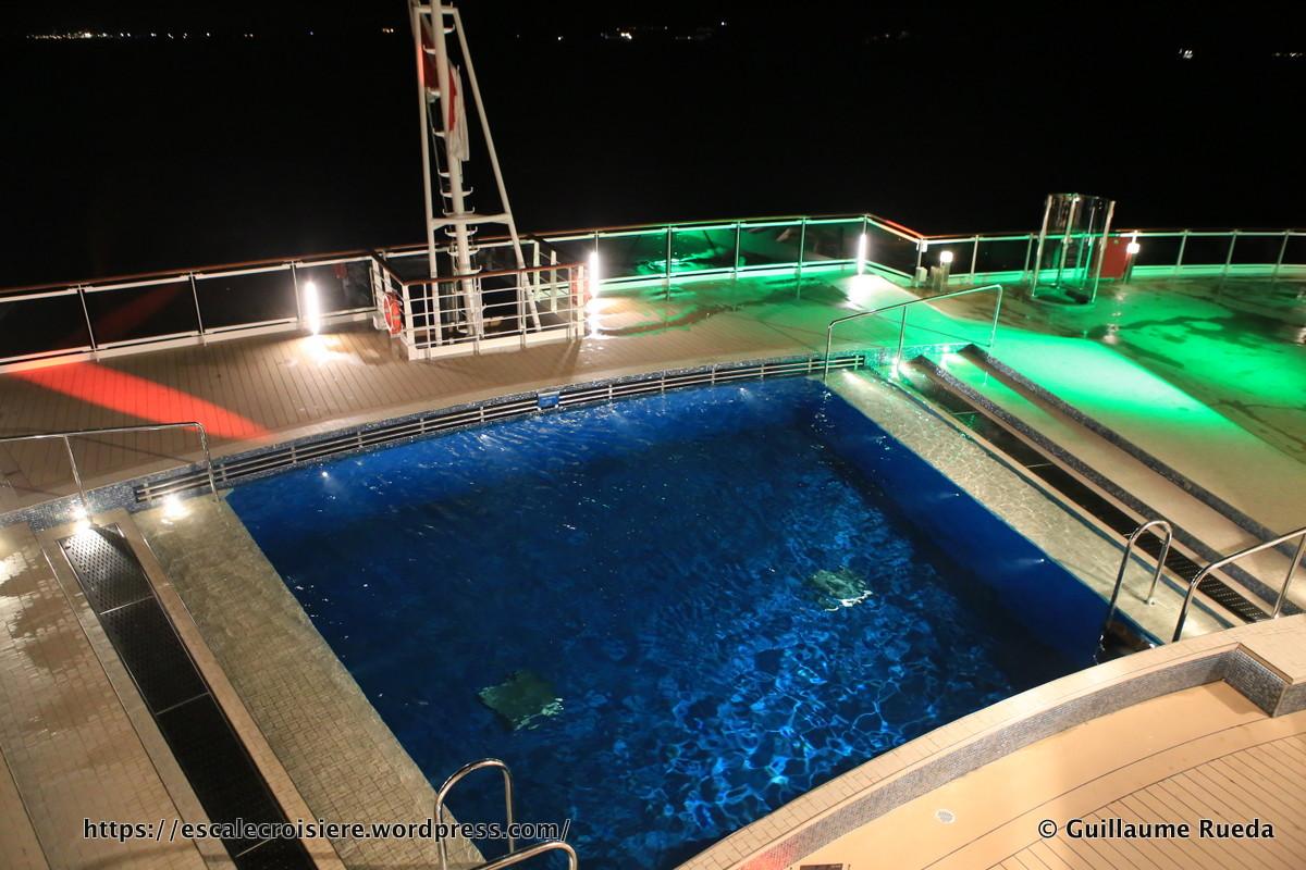 MSC Seaside - piscine South Beach