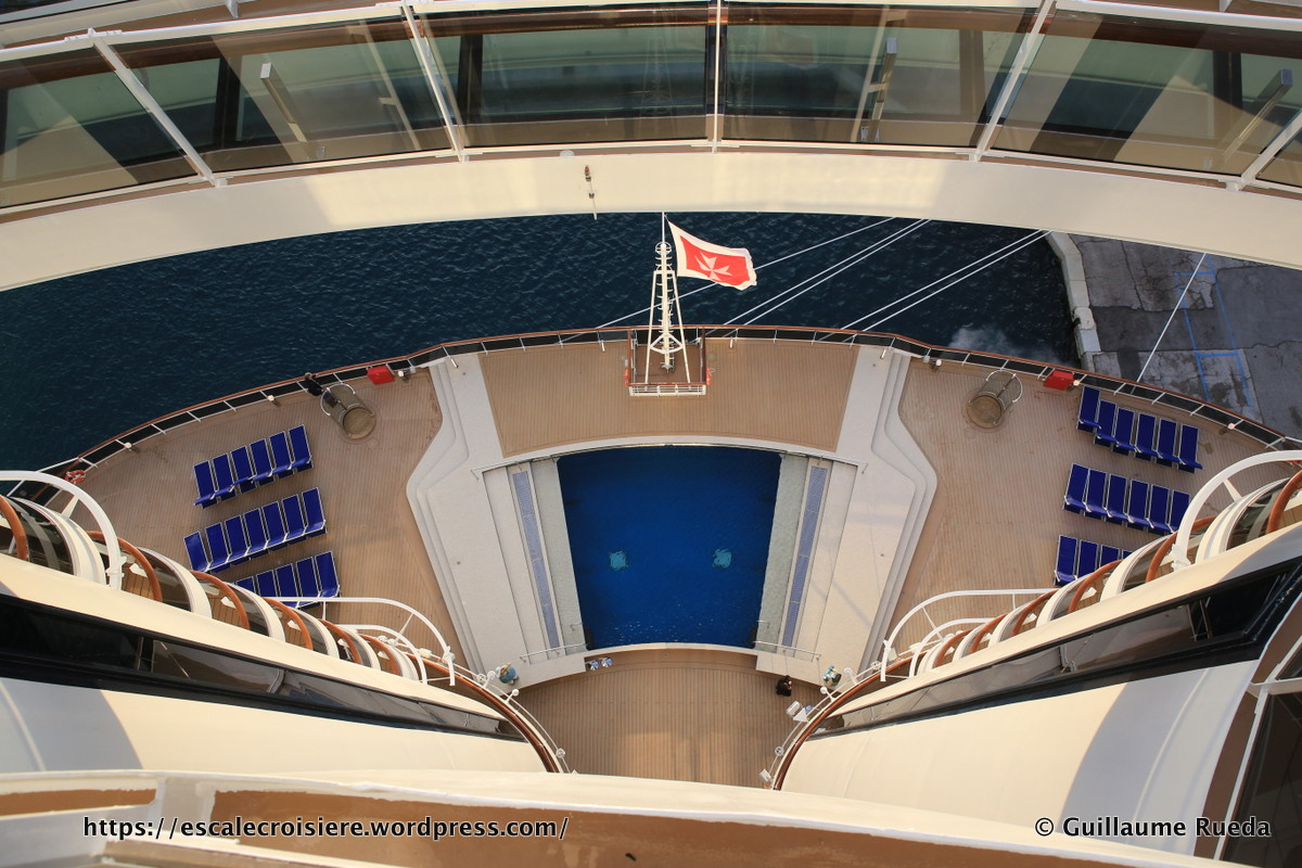 MSC Seaside - piscine South Beach