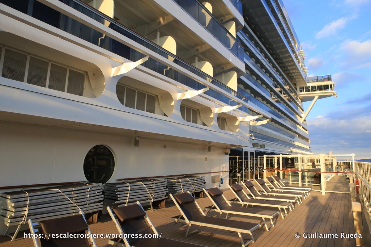 MSC Seaside - Waterfront Boarwalk